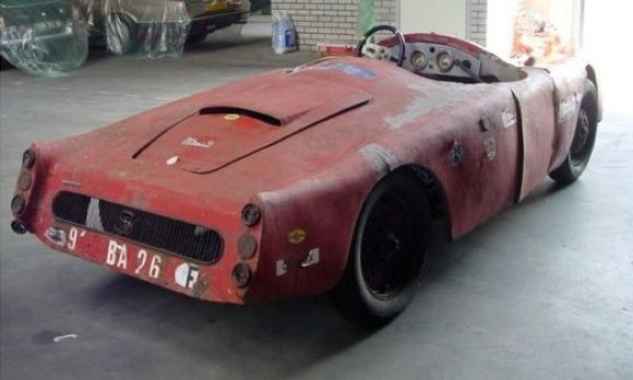 Another natural Rat. 1959 Menissier Panhard Special