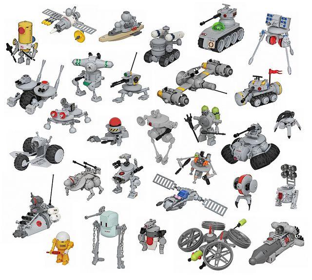 Lego mini sets