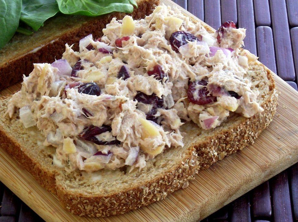 Tuna Salad Recipe Relish