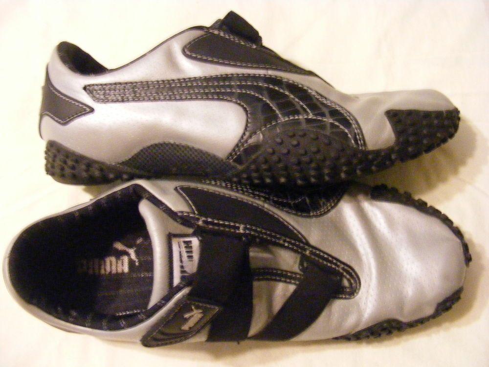 PUMA Slip On Velcro Strap Men's Shoes