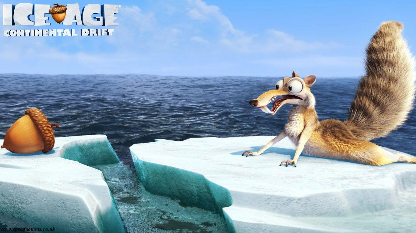 Dawn Of The Dinosaurs Ice Age Hd Desktop Wallpaper
