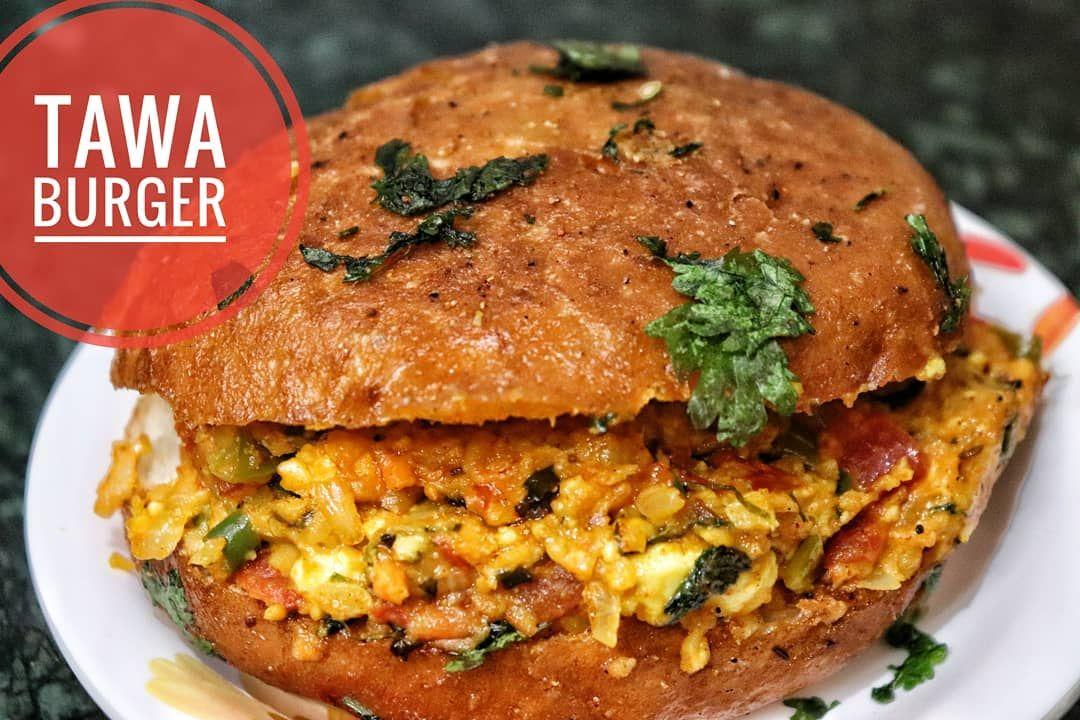 New recipe on the channel. TAWA BURGERLink in bio#delhi