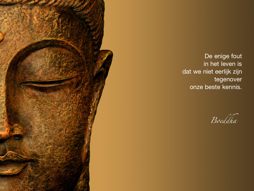 Favoriete Boeddha Spreuken | Frasi Sulla Vita #YO41