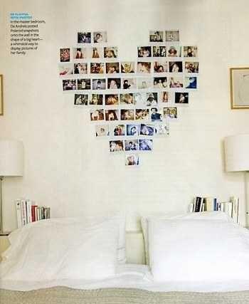 Cómo decorar mi cuarto con fotos | Paredes - Decora Ilumina ...