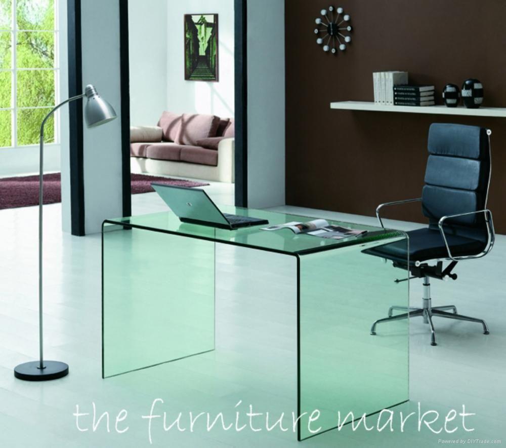 Tempered Glass fice Desk Diy Corner Desk Ideas Check more at