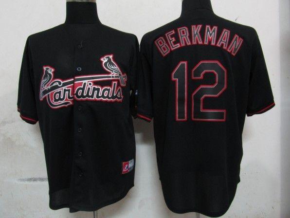 MLB St.Louis Cardinals Fashion Jersey