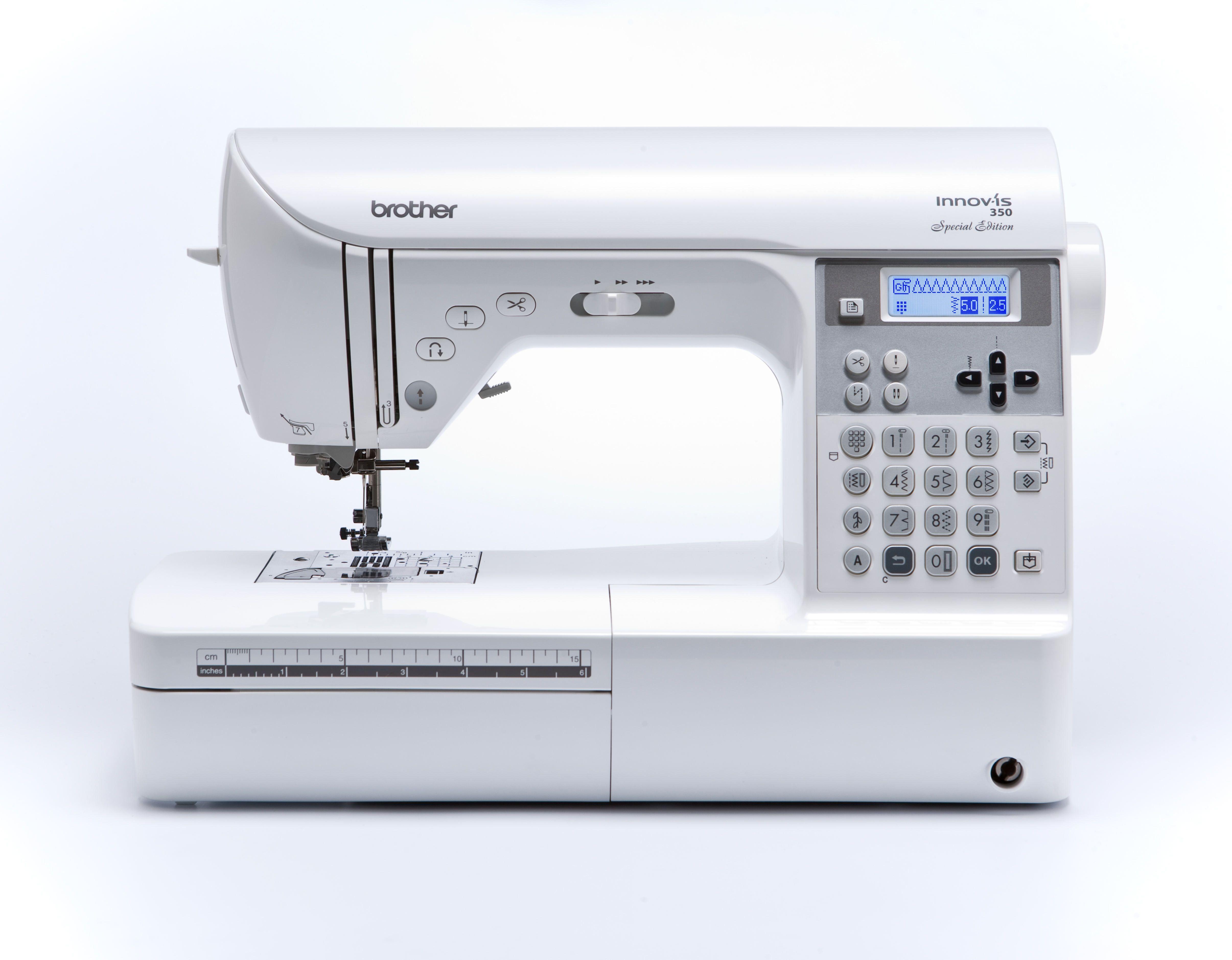 Brother Innov-is 350SE Sewing machine Computerised sewing machine ...