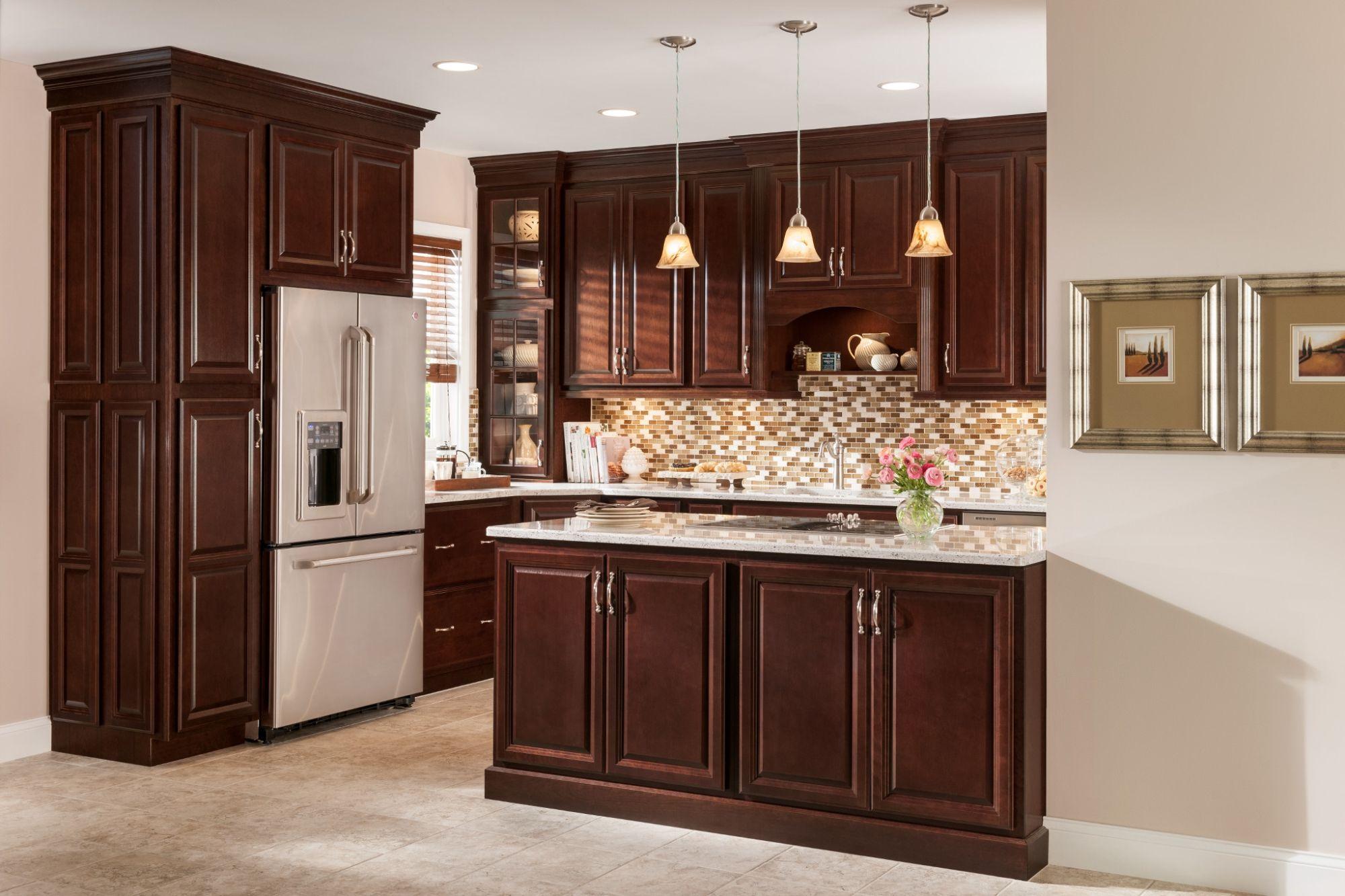 Portland | Semi custom kitchen cabinets, Inexpensive ...