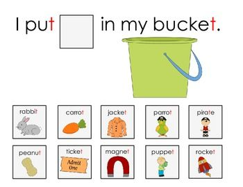 Sentence Frame Activity to Target Final Consonant Deletion- Freebie
