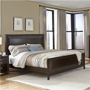 Lifestyle C3112 King Wood Bed Furniture Pinterest