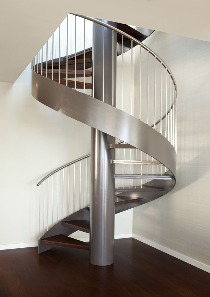 Traditional Mild Steel Balustrade For A Small Scale Four: Custom Staircases By Blank And