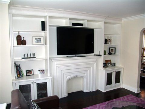 Best Of Basement Built In Cabinets