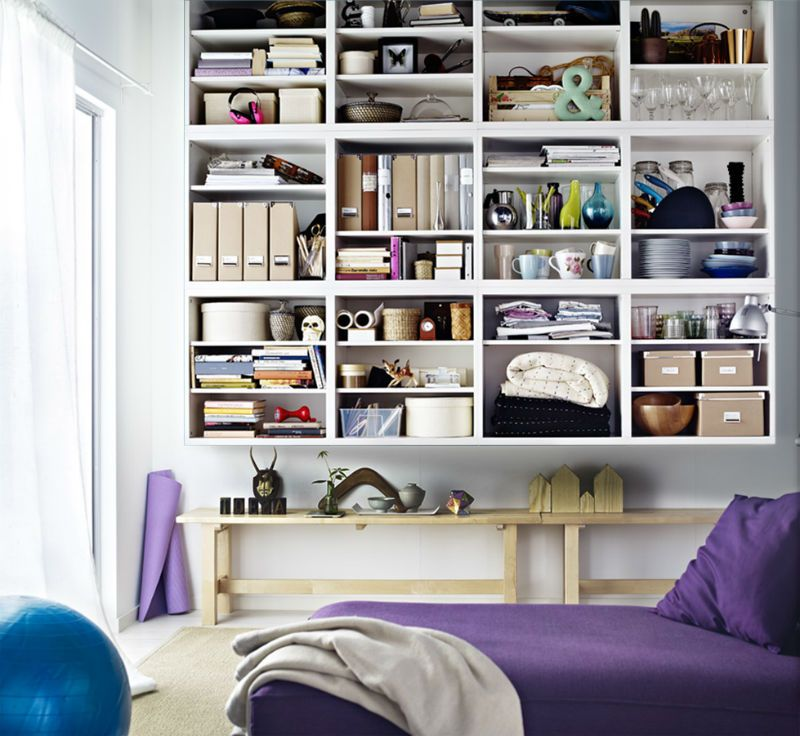Reorganizing Room: Reorganization Starts On The Inside. Meet The Players That
