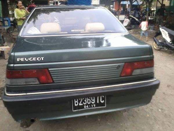 Dijual Bu Sedan Peugeot Sr405 Bekasi Lapak Mobil Dan Motor