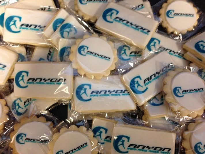 Got Cookies? We do! Dropping off these delicious Canyon Cookies to Doctor's Offices today! Are you on the list? Let us know if we can bring you some! #sweettreats #livebetterplaybetter #canyonphysicaltherapy