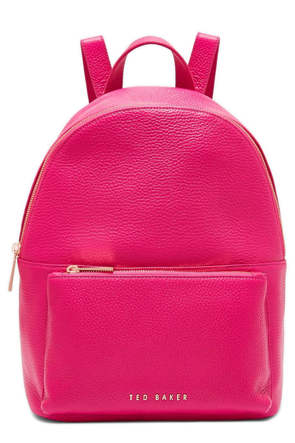 5ed8ad170 Pearen Soft Grain Leather Backpack by Ted Baker London on  nordstrom rack