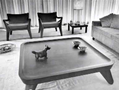 Totonaca Lounge designed by Clara Porset (1958)
