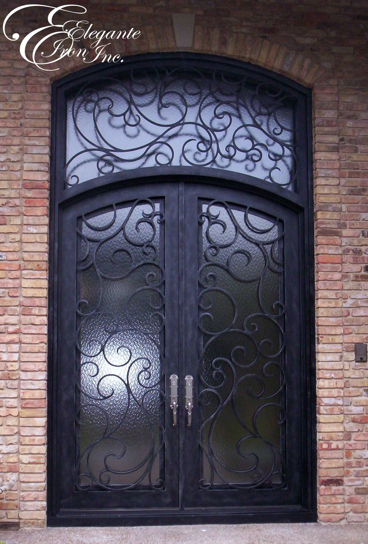 Unique Custom Metal Entry Doors