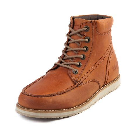 Quality Leather Boots Levis