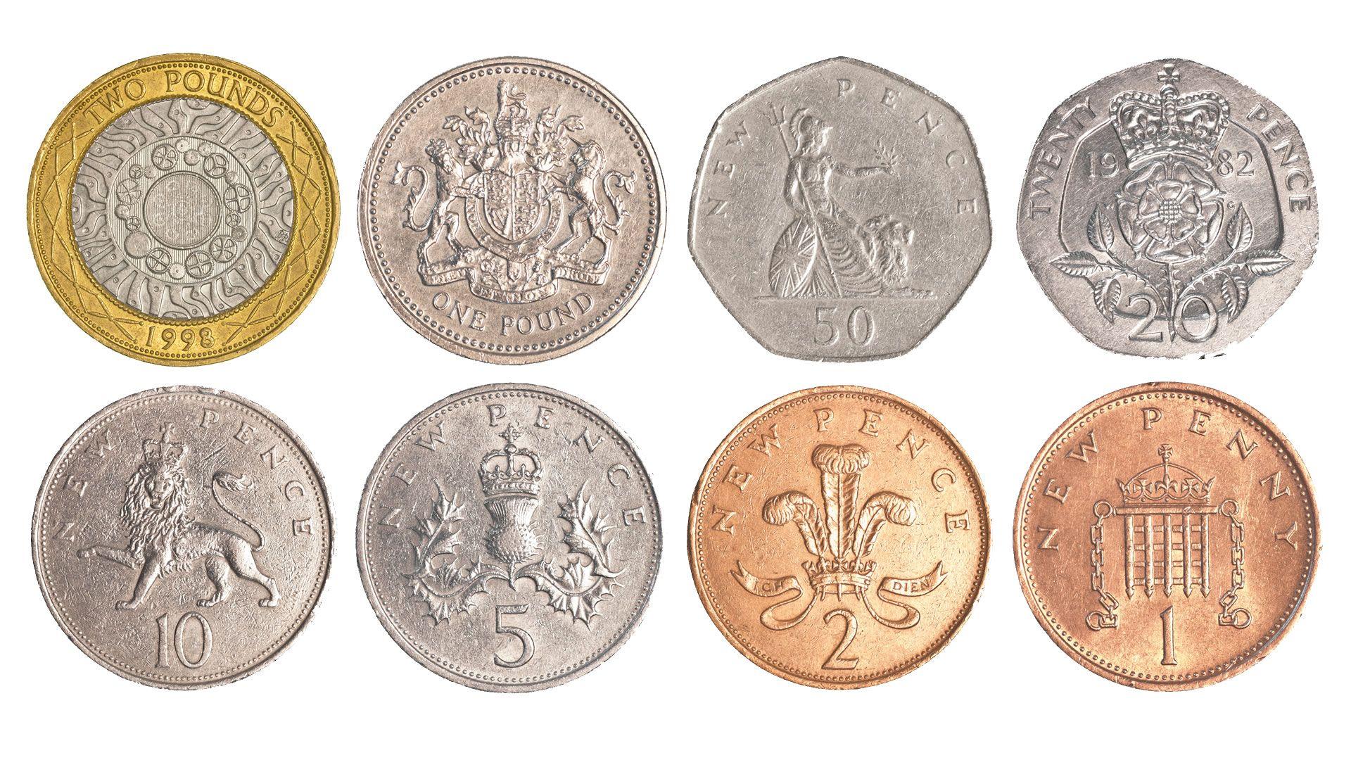 Gráficos de moedas XE
