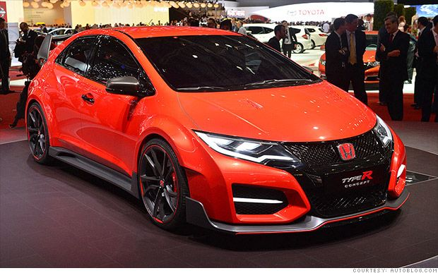 Beautiful Type R 2016 Civic