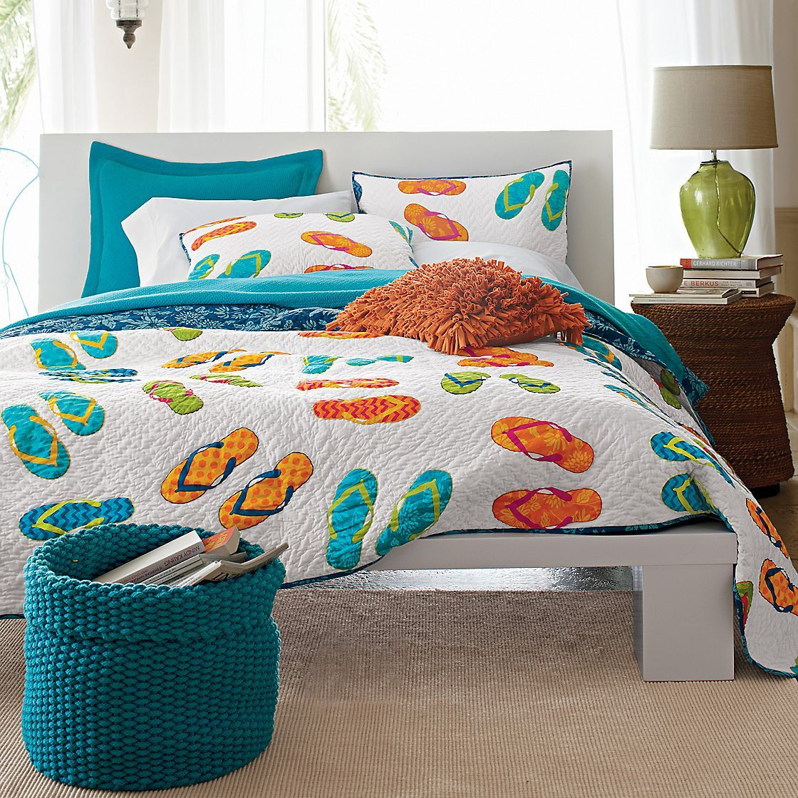 Must Have This Malibu Beach Quilt The Company Store