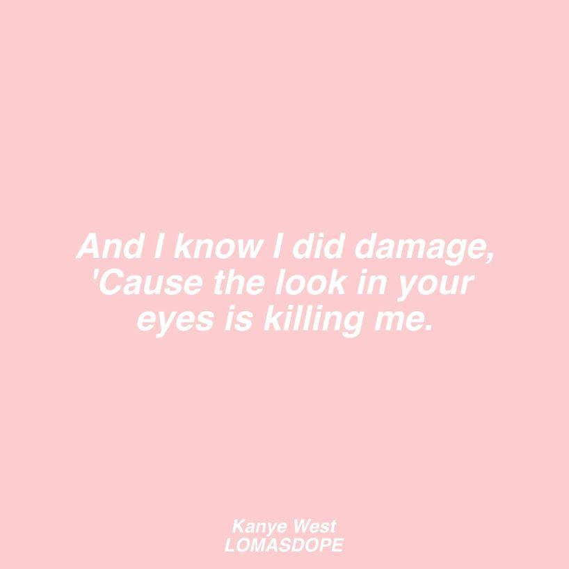 Kanye lyrics Lomasdope Kanye lomasdope
