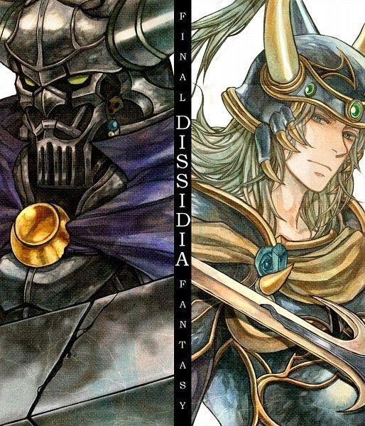 Garland / Warrior of light