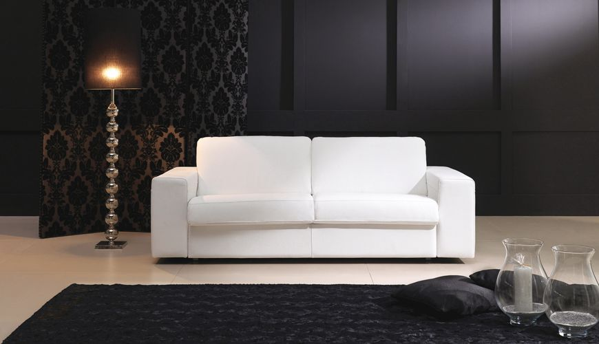 Cool PENTA features fold out bed with optional hideaway tables & desk lamps unique fold away system allows you to open your sleeper sofa without taking off HD - New hideaway bed sofa Style