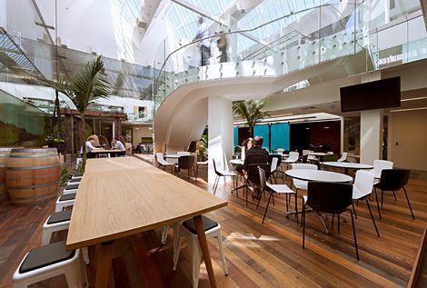 restaurant d 39 entreprise si ges sociaux pinterest bureau entreprise et d coration entreprise. Black Bedroom Furniture Sets. Home Design Ideas