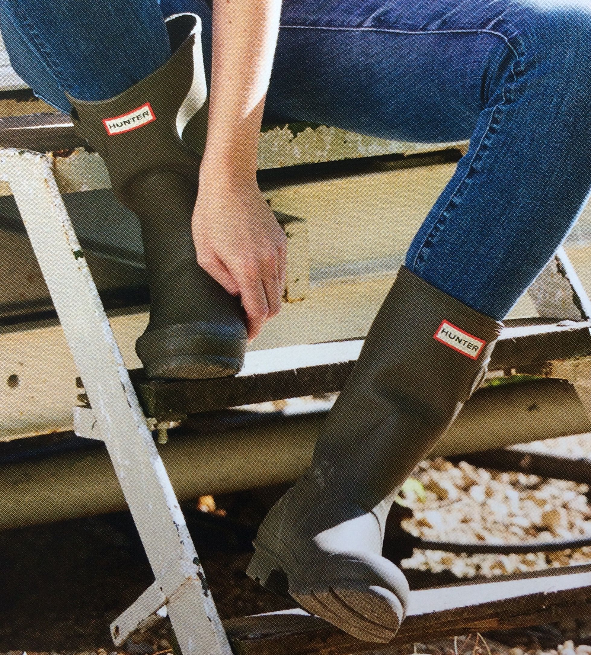 Épinglé par imok 42104 sur Rubber Boots Bottes