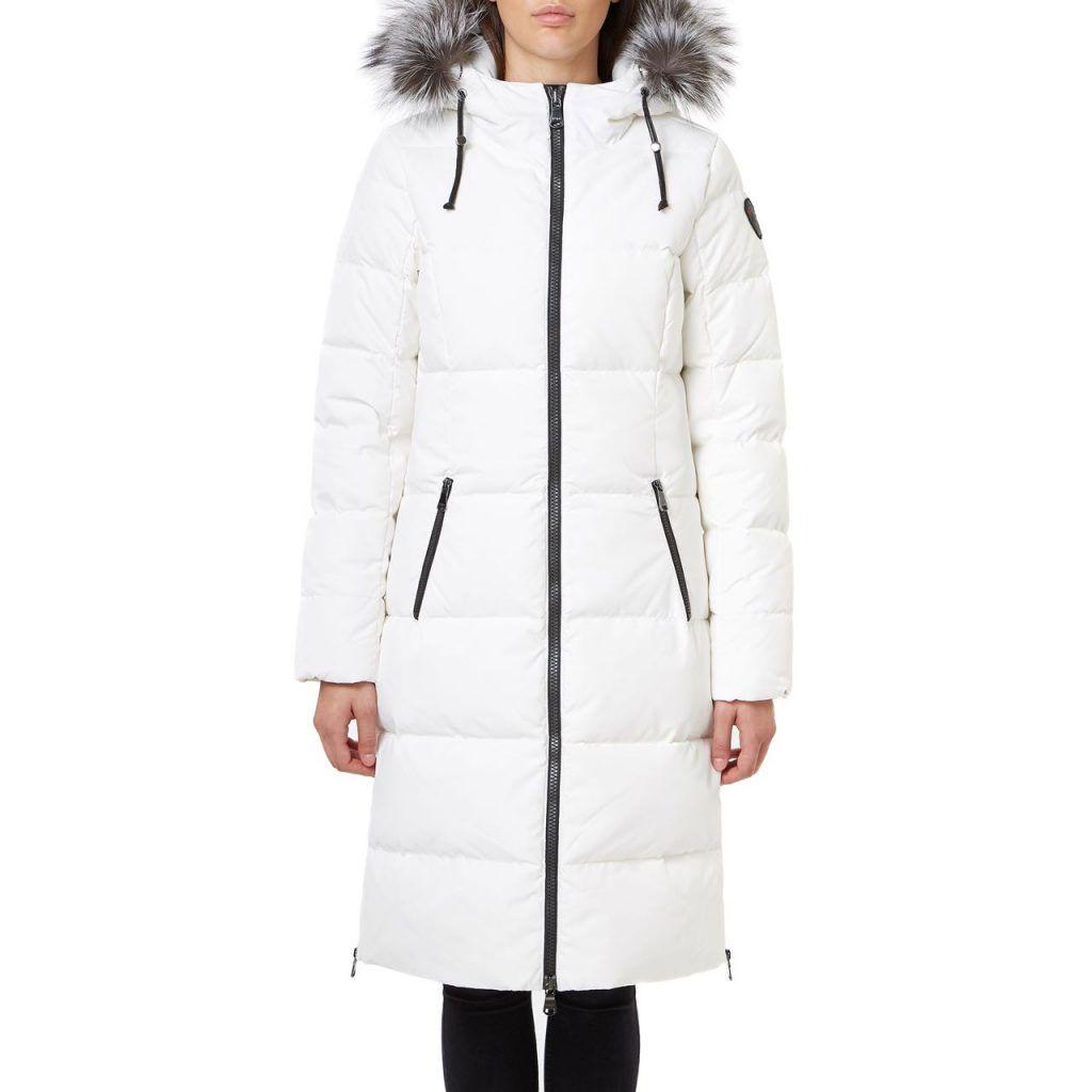 P2j886f8ox Pajar White Down Coat Jayde Fall Winter 2018 2019 Down Coat Puffer Coat Long Puffer Coat [ 1024 x 1024 Pixel ]