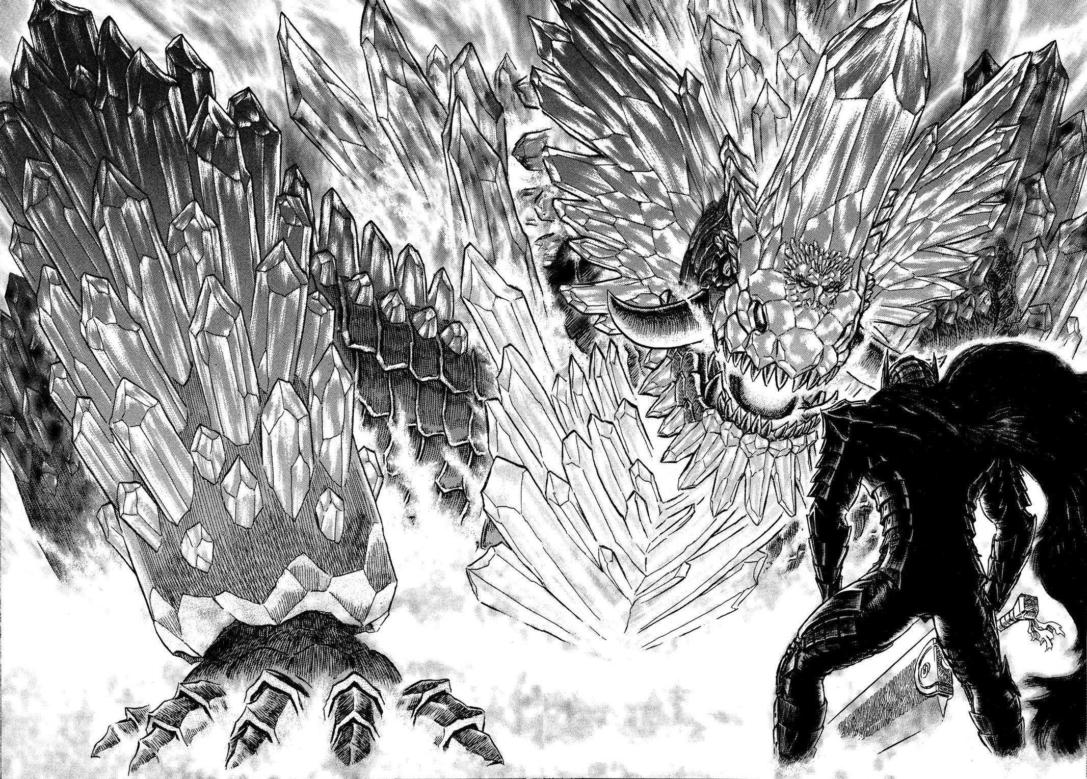 Read manga Berserk Chapter 227 online in high quality