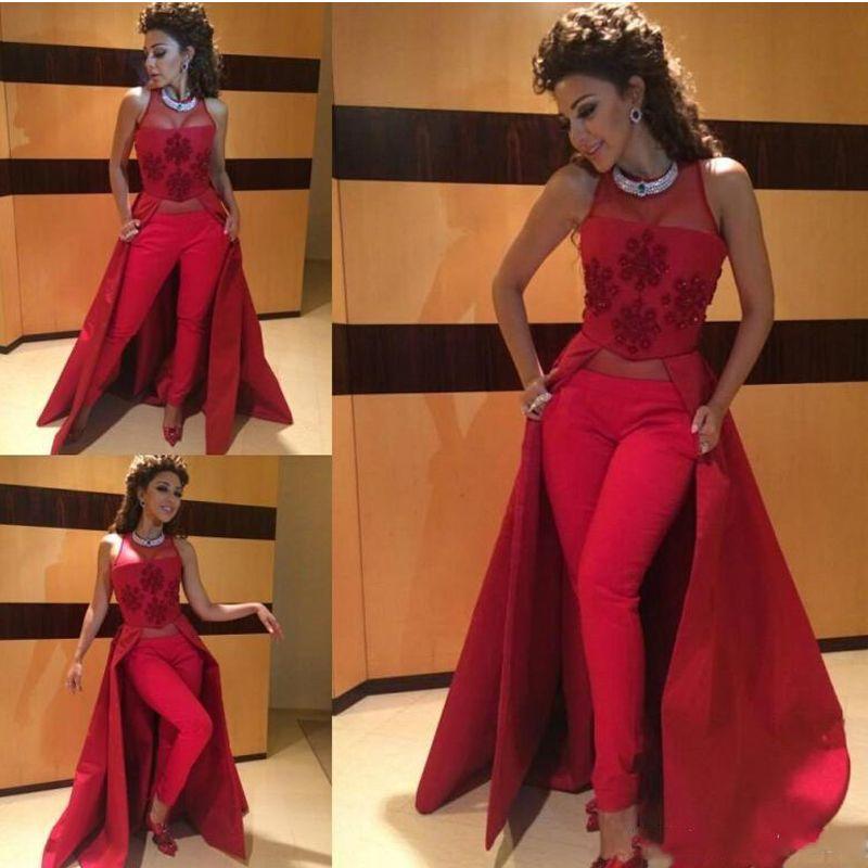 Arabisch Myriam Fares Kleider 2017 Illusion Kaftan Dubai ...