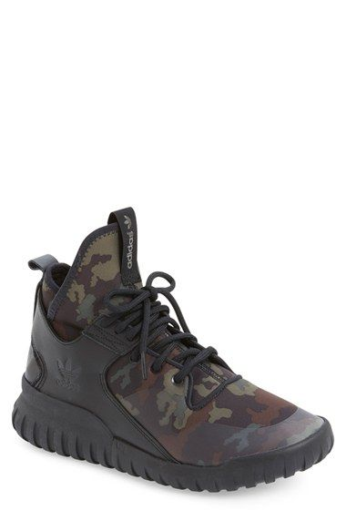 buy popular 8d5eb 2db37 adidas Tubular X - Camo Sneaker (Men) With a fresh pair of camos This  would be a nice pairing!
