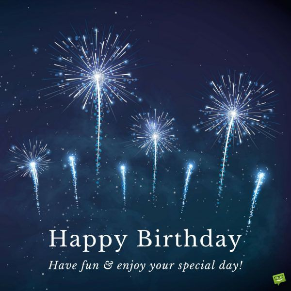 Happy Birthday Message Male ~ The coolest birthday wishes for a special friend happy birthdays and greetings