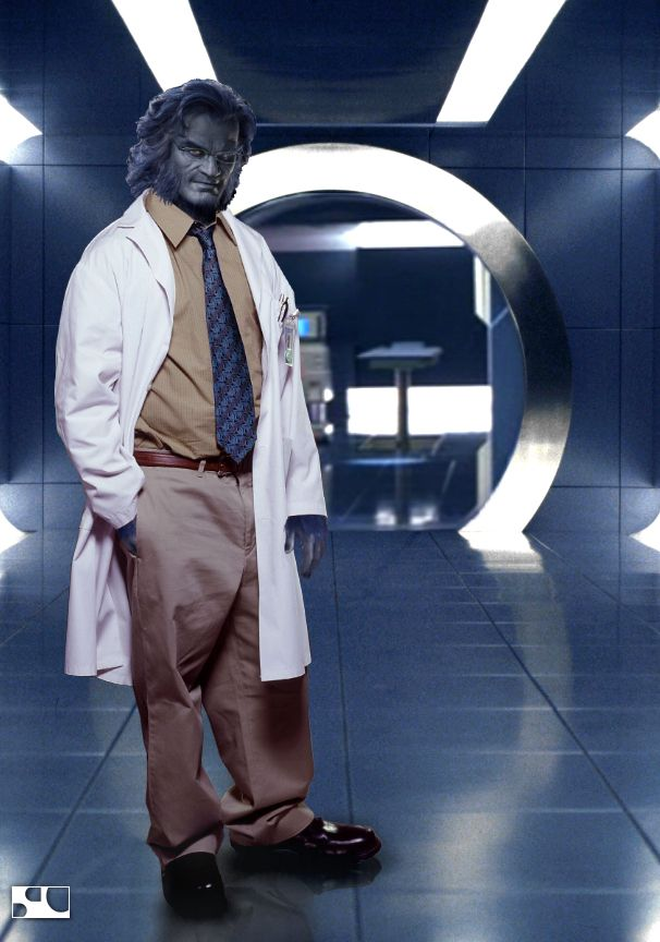 Dr Hank Mccoy X Men Costumes Beast Xmen Marvel Xmen