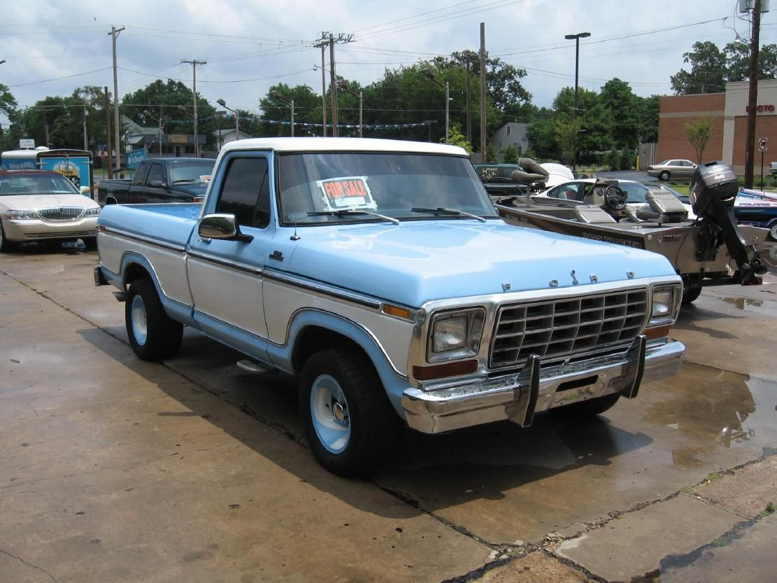 Pin By Nick Shafer On Someday Truck Ford Trucks For Sale Ford