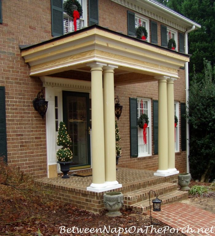 How Much Does It Cost To Build A Front Porch Porch Front Porches