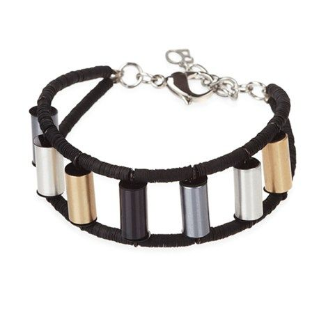 Coeur de Lion Sequin Cylinder Bracelet - A 4309 #coeurdelion