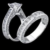 Engagement Rings - Engagement Ring Sets