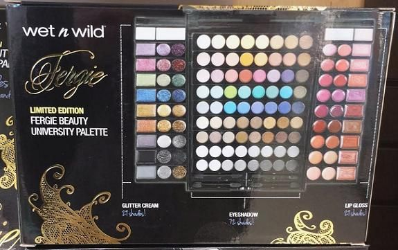 NEW Wet N Wild Fergie Fall 2014 Limited Edition Fergie