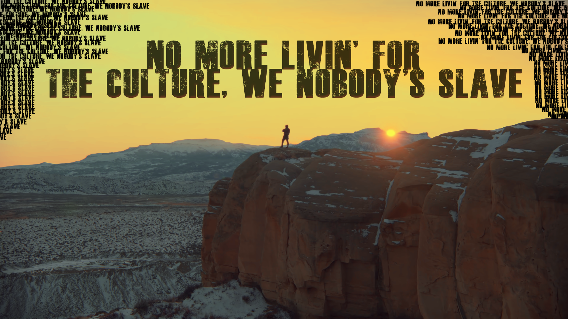 1920x1080 Kanye West Closed On Sunday No More Livin For The Culture We Nobody S S Active Wallpaper Desktop Background Images Computer Desktop Backgrounds