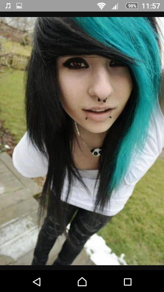 Gorgeous Fashion Pinterest Emo Emo Girls And Scene