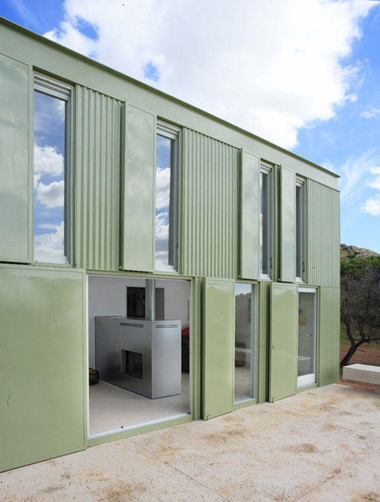 Casa en el campo art mallorca juan herreros arquitectos otros pinterest architecture - Arquitectos en mallorca ...
