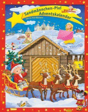 Suess! Sandmännchen-Pixi-Adventskalender 2013: