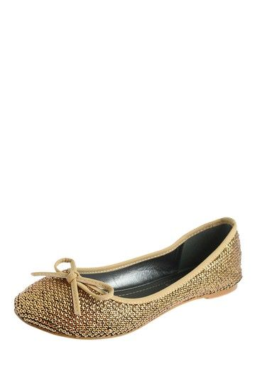 A third (more sparkly) option for my wedding shoes.
