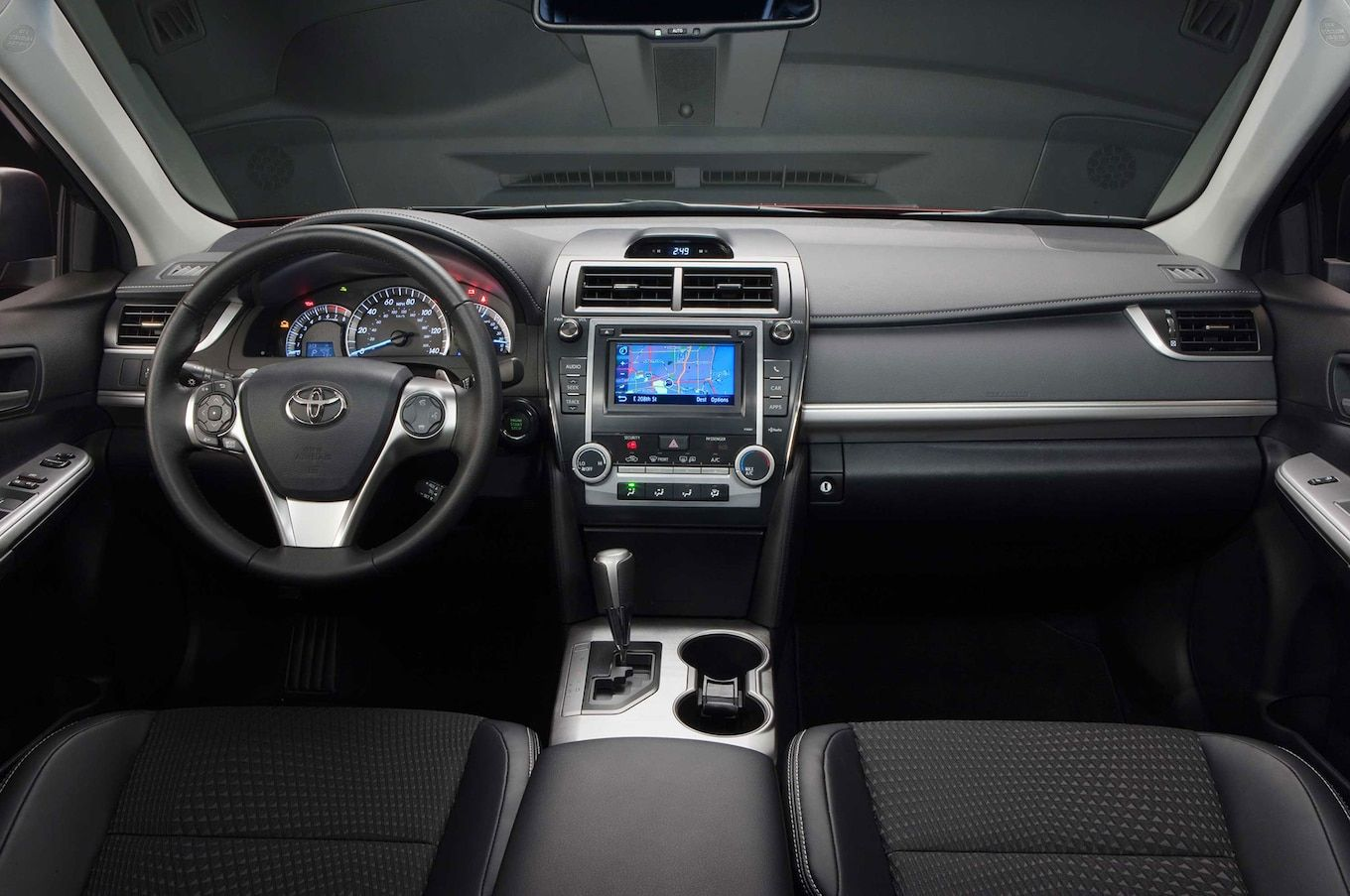 Toyota Camry Interior >> Image Result For 2014 Toyota Camry Xle Interior Toyota