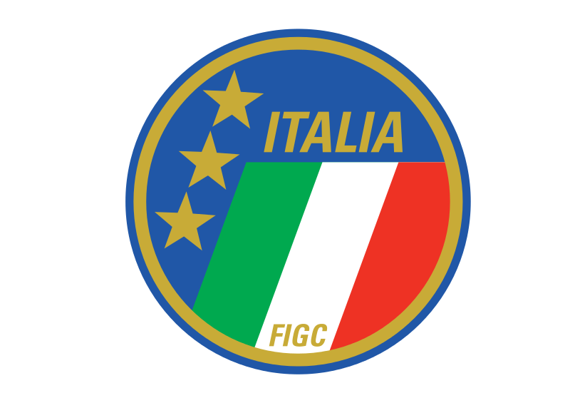 Italian Football Federation Italy National Team Logo Eps File Football Team Logos Soccer Logo Italy Soccer