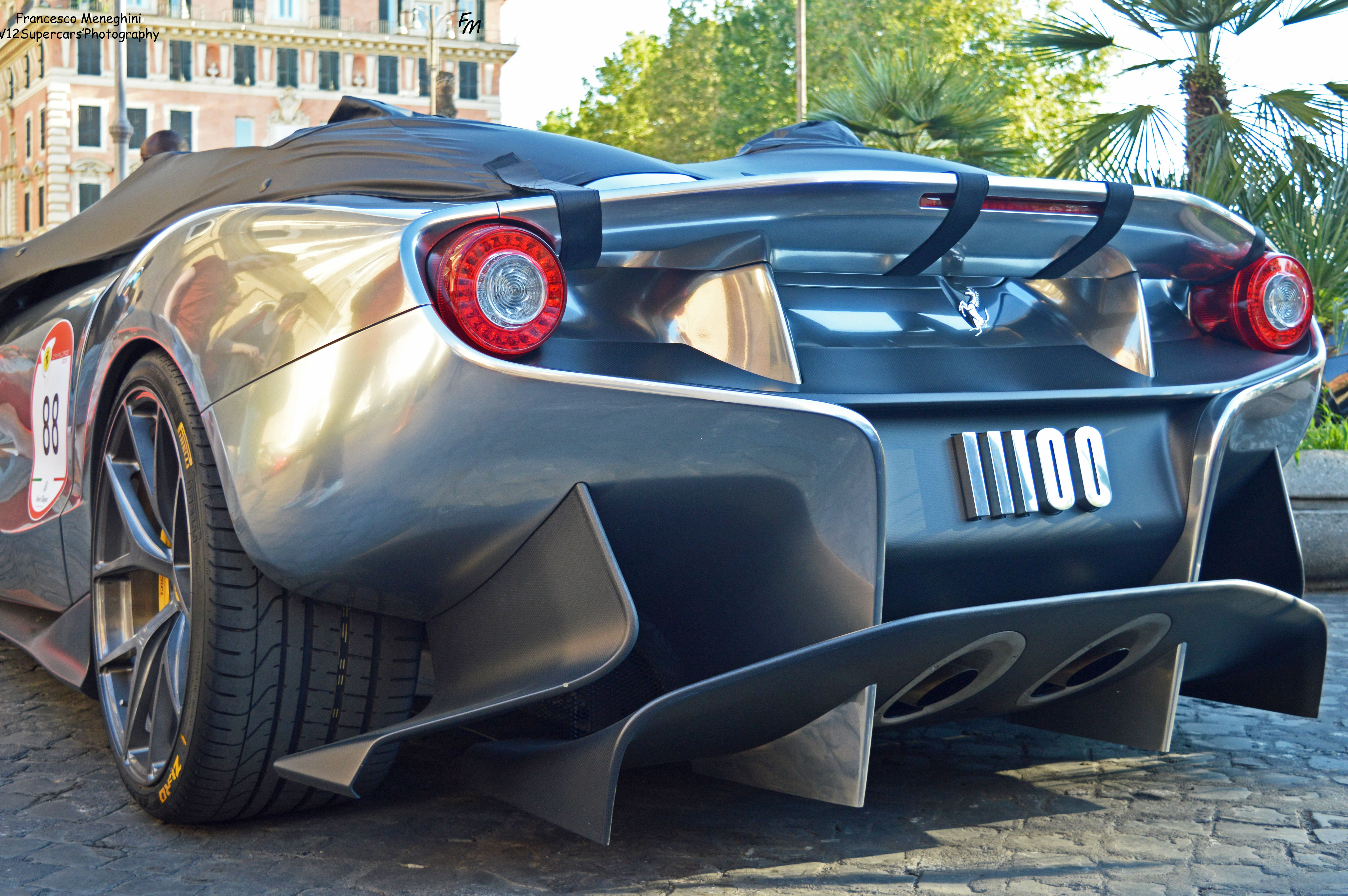 aaa rental rent new luxury car ferrari vanquish volante hire martin aston sport rome